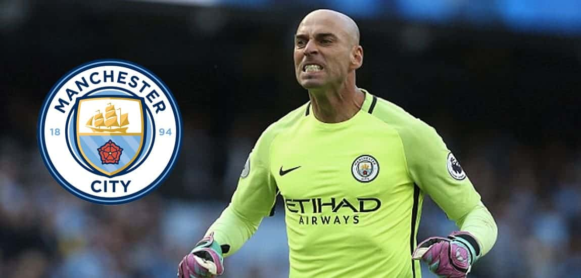 man city willy caballero
