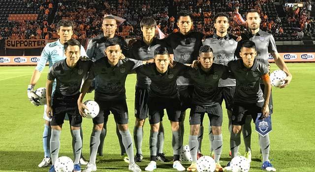 ไฮไลท์ฟุตบอล ราชบุรี มิตรผล เอฟซี 0-1 บุรีรัมย์ ยูไนเต็ด