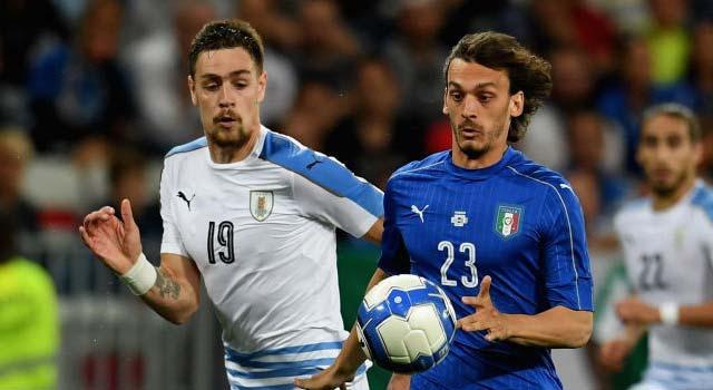 ไฮไลท์ฟุตบอล อิตาลี่ 3-0 อุรุกวัย