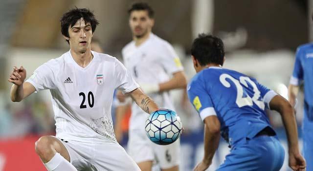 ไฮไลท์ฟุตบอล อิหร่าน 2-0 อุซเบกิสถาน