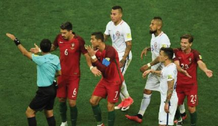 ซานโตส ป้องลูกทีม หลังพ่าย ชิลี ในการยิงจุดโทษ