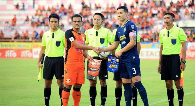 ไฮไลท์ฟุตบอล ศรีสะเกษ เอฟซี 0-2 พัทยา ยูไนเต็ด
