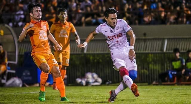 ไฮไลท์ฟุตบอล สุโขทัย เอฟซี 1-4 แบงค็อก ยูไนเต็ด
