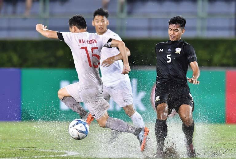 ไทย U23 1-1 มองโกเลีย U23 : ช้างศึกชวดชัย ประเดิมชิงแชมป์เอเชียรอบคัดเลือก
