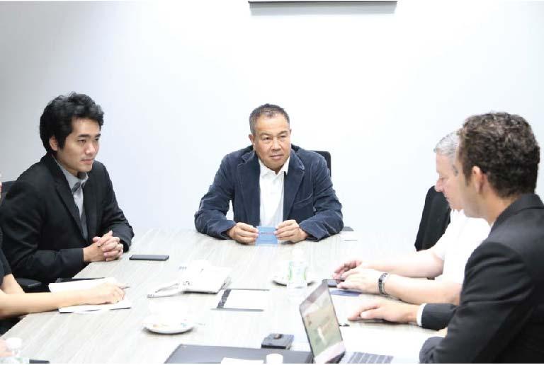 บิ๊กอ๊อด ร่วมหารือกับ มูลนิธิ หลุยส์ ฟิโก วาง 3 โครงการใหญ่พัฒนาบอลไทย
