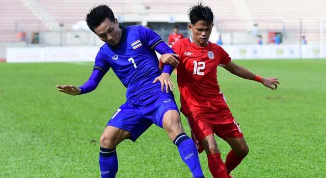 ไฮไลท์ฟุตบอล ฟิลิปปินส์ 0-2 ไทย