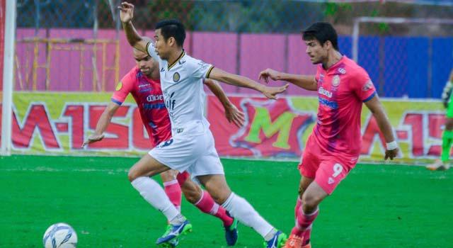 ไฮไลท์ฟุตบอล หนองบัวพิชญ เอฟซี 3-1 ระยอง เอฟซี