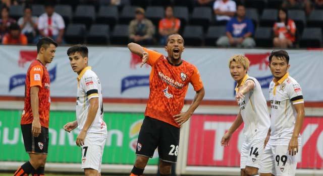 ไฮไลท์ฟุตบอล เชียงราย ยูไนเต็ด 1-1 อุบล ยูเอ็มที
