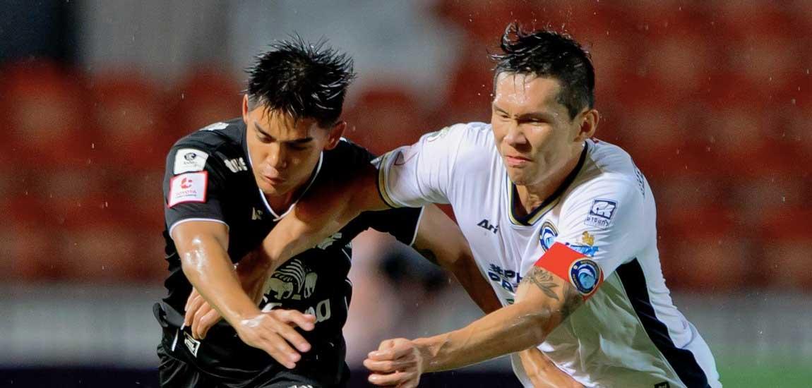 พัทยา ยูไนเต็ด บุกถล่ม สุพรรณบุรี 3-0
