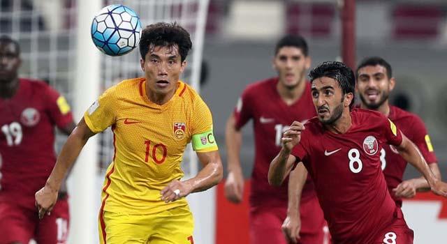 ไฮไลท์ฟุตบอล กาตาร์ 1-2 จีน