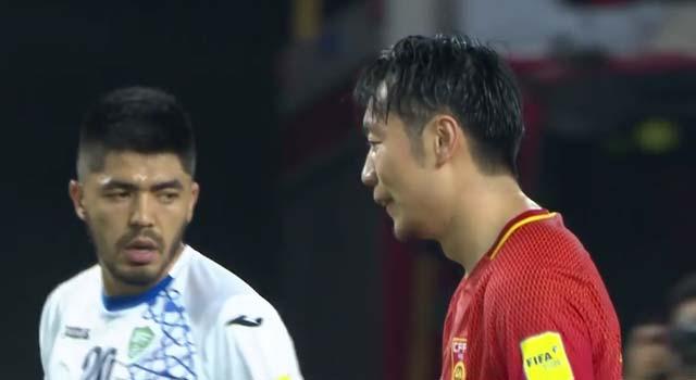 ไฮไลท์ฟุตบอล จีน 1-0 อุซเบกิสถาน