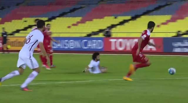 ไฮไลท์ฟุตบอล ซีเรีย 3-1 กาตาร์