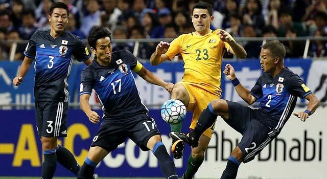 ไฮไลท์ฟุตบอล ญี่ปุ่น 2-0 ออสเตรเลีย