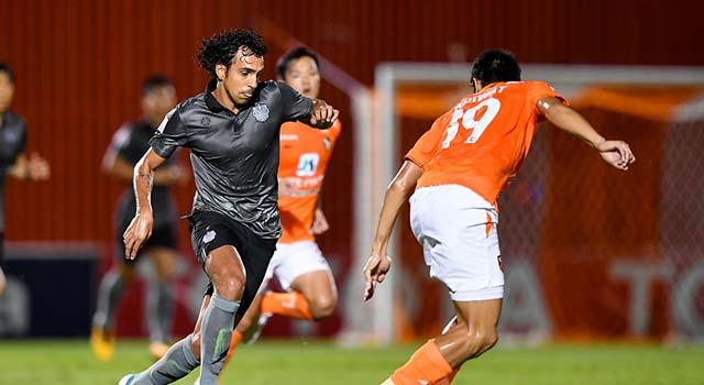 ไฮไลท์ฟุตบอล ราชบุรี มิตรผล 0-2 บุรีรัมย์ ยูไนเต็ด