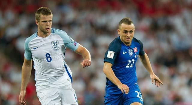 ไฮไลท์ฟุตบอล อังกฤษ 2-1 สโลวาเกีย