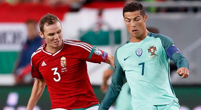 ไฮไลท์ฟุตบอล ฮังการี 0-1 โปรตุเกส