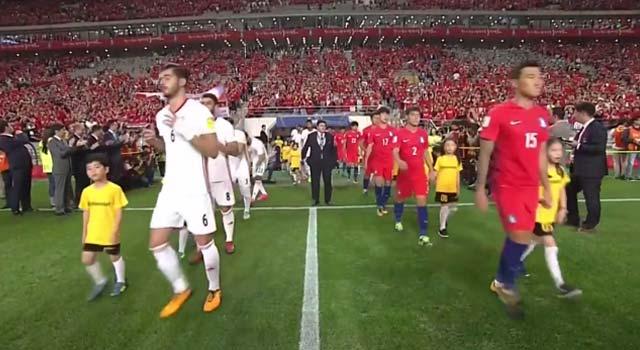 ไฮไลท์ฟุตบอล เกาหลีใต้ 0-0 อิหร่าน