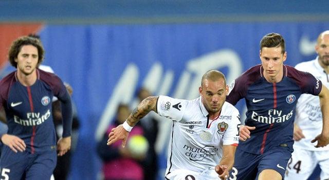 ไฮไลท์ฟุตบอล ปารีส แซงต์ แชร์กแมง 3-0 นีซ
