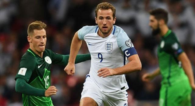 ไฮไลท์ฟุตบอล อังกฤษ 1-0 สโลวีเนีย