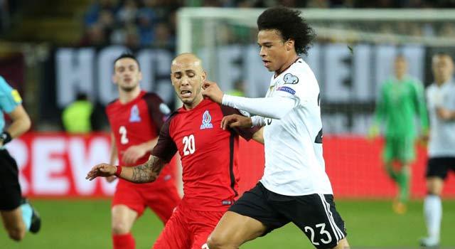 ไฮไลท์ฟุตบอล เยอรมนี 5 – 1 อาเซอร์ไบจาน