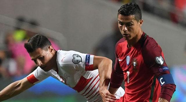 ไฮไลท์ฟุตบอล โปรตุเกส 2-0 สวิตเซอร์แลนด์