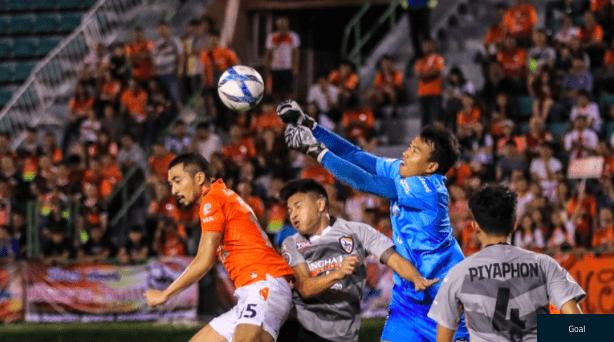 เชียงรายฯอัดราชบุรี1-0คว้าตั๋วนัดชิงศึกลีกคัพ2017