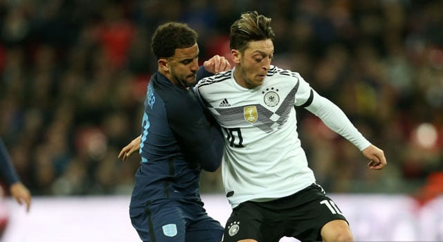 ไฮไลท์ฟุตบอล อังกฤษ 0-0 เยอรมนี