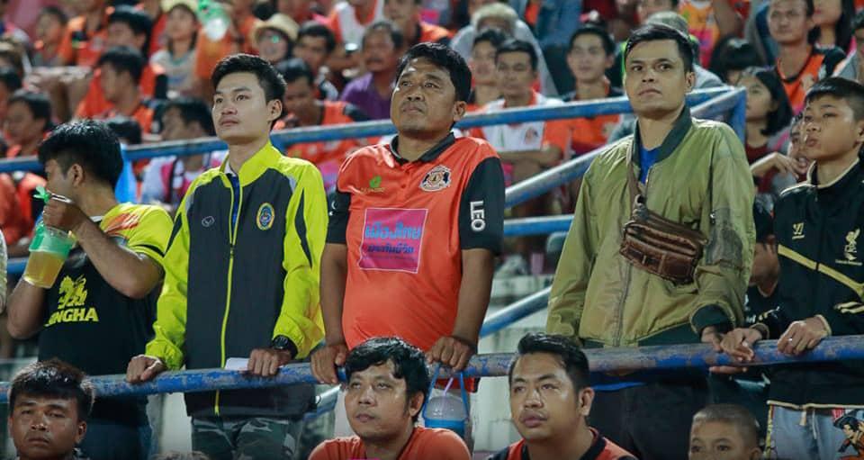 """ลาก่อนไทยลีก! """"ศรีสะเกษ-ไทยฮอนด้า"""" ตกชั้นสู่ไทยลีก 2"""