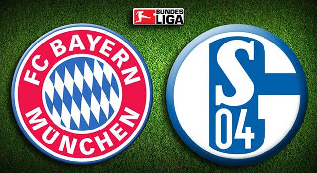 วิเคราะห์บอลคืนนี้ SBOBET บุนเดสลีกา เยอรมัน บาเยิร์น มิวนิค – ชาลเก้ 04