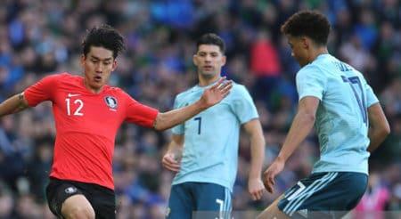 ไฮไลท์ฟุตบอล ไอร์แลนด์เหนือ Vs เกาหลีใต้