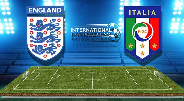วิเคราะห์บอลคืนนี้ SBOBET กระชับมิตรทีมชาติ อังกฤษ – อิตาลี
