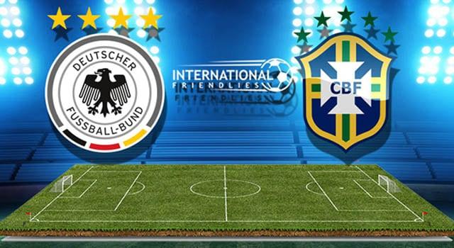 วิเคราะห์บอลคืนนี้ SBOBET กระชับมิตรทีมชาติ เยอรมัน – บราซิล